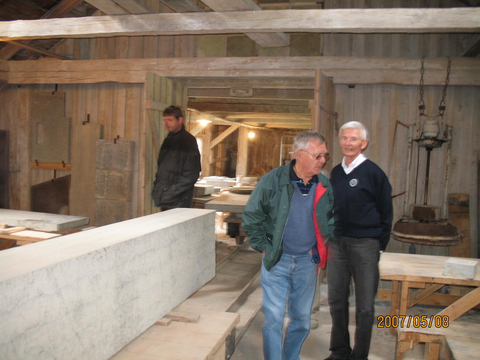 2007 Rubens och Råbäcks stenhuggeri - 18
