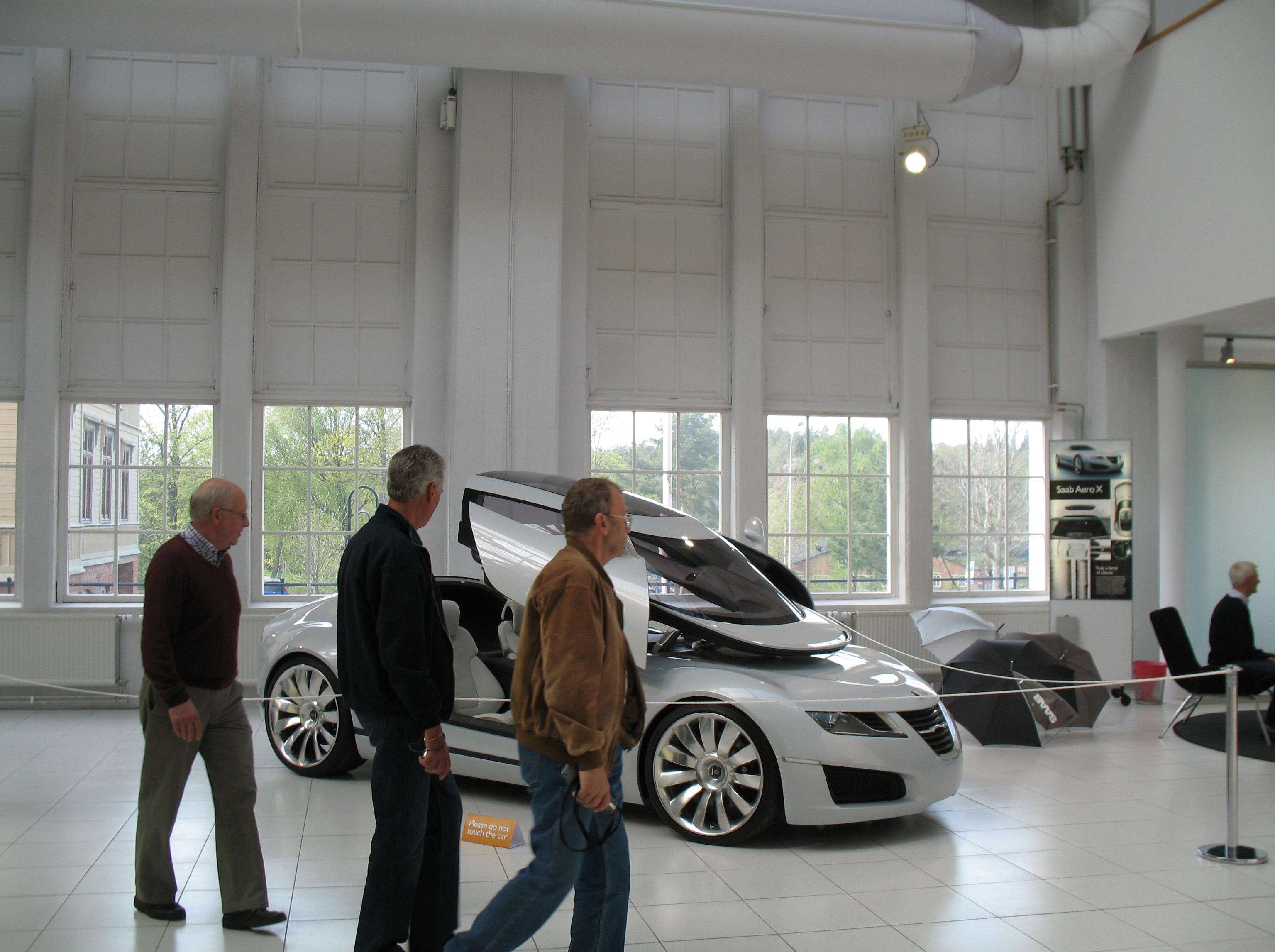 2008 Saab Trollhättan - 19