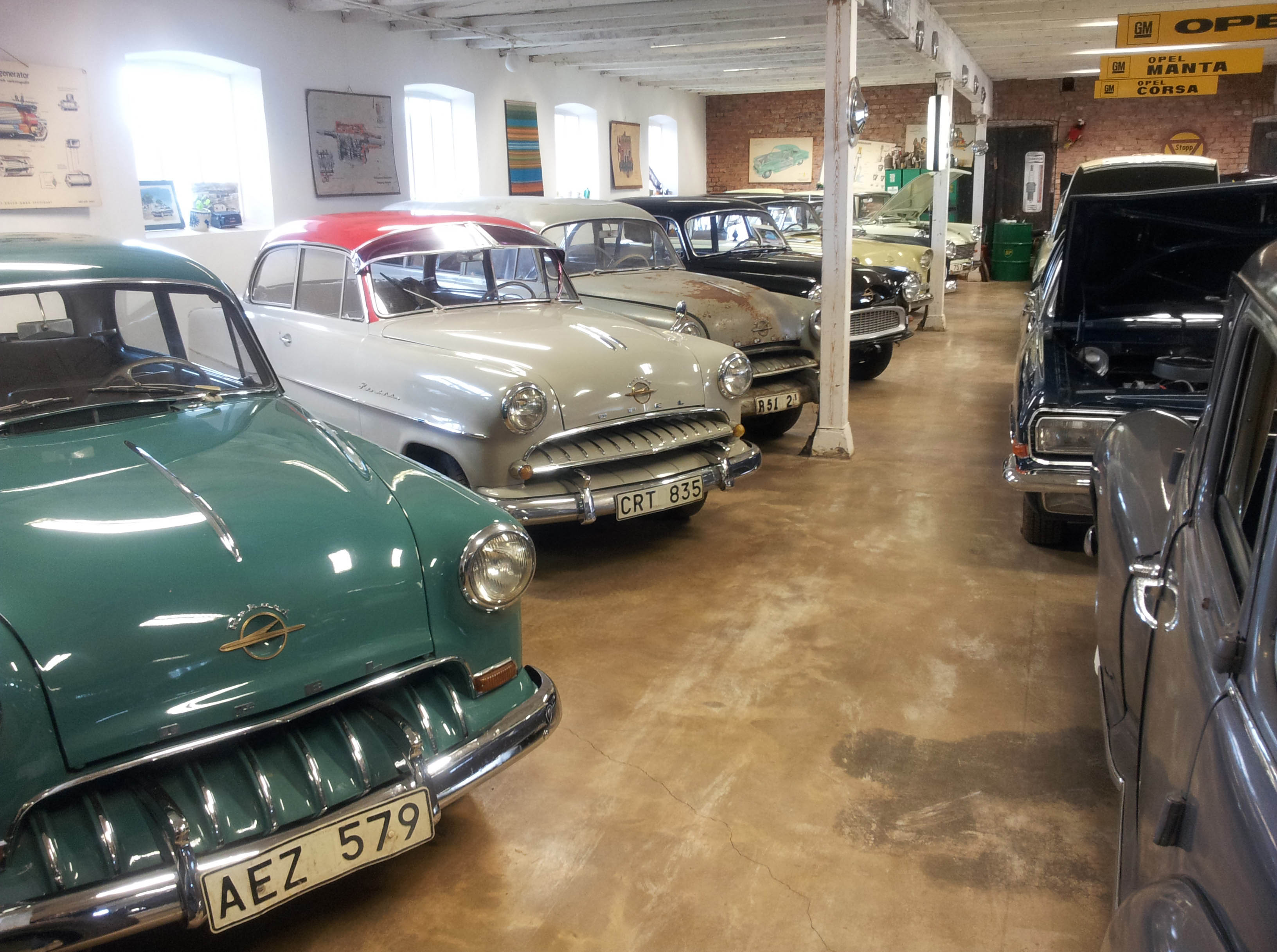 2012 Opelmuseet och Herrtorps Qvarn - 16